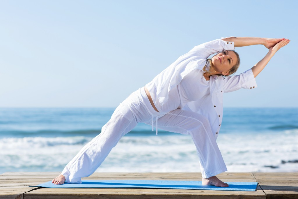 Is Yoga The Fountain of Youth?