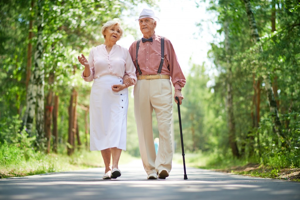 Caring For an Elderly Parent Who is Prone To Wander